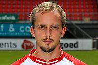 EMMEN - Voetbal, Presentatie FC Emmen, seizoen 2018-2019, 19-07-2018, FC Emmen speler Stef Gronsveld