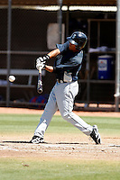 Henry Cotto  -  Seattle Mariners - 2009 spring training.Photo by:  Bill Mitchell/Four Seam Images