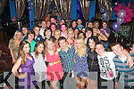 9505-9509.21 Wow : Laura McCarthy, Oakpark, Tralee (3rd left) got a great turnout for her 21st birthday party in the Deacon, Castle Street, Tralee last Saturday night with many friends and family, just to mention a big thank you for all her friends who travelled from Dublin specially for the night..