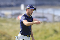 Danny Willett (ENG) on the 3rd green during Thursday's Round 1 of the Dubai Duty Free Irish Open 2019, held at Lahinch Golf Club, Lahinch, Ireland. 4th July 2019.<br /> Picture: Eoin Clarke | Golffile<br /> <br /> <br /> All photos usage must carry mandatory copyright credit (© Golffile | Eoin Clarke)