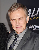 WESTWOOD, CA - FEBRUARY 05: Christoph Waltz attends the Premiere Of 20th Century Fox's 'Alita: Battle Angel' at Westwood Regency Theater on February 05, 2019 in Los Angeles, California.<br /> CAP/ROT/TM<br /> &copy;TM/ROT/Capital Pictures