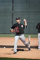 Matt Purke - Chicago White Sox 2016 spring training (Bill Mitchell)