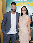 Jesse Metcalfe and Cara Santana attends The Warner Bros. Pictures' L.A. Premiere of Entourage held at The Regency Village Theatre  in Westwood, California on June 01,2015                                                                               © 2015 Hollywood Press Agency