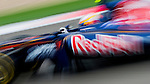 Scuderia Toro Rosso driver Jean-Eric Vergne of France speeds his STR07 car during the UBS Chinese F1 Grand Prix at Shanghai International circuit April 13, 2012. Photo by Victor Fraile