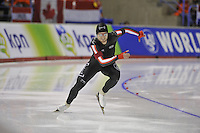 SPEEDSKATING: CALGARY: 15-11-2015, Olympic Oval, ISU World Cup, ©foto Martin de Jong