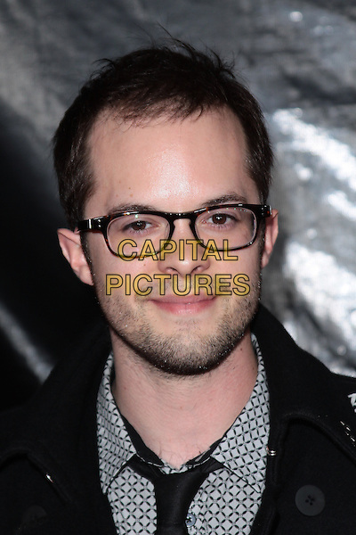NEIL GRAYSTON.NBC Universal's 67th Annual Golden Globe After Party held at Beverly  Hilton, Beverly Hills, California, USA..January 17th 2010.globes headshot portrait black grey gray stubble facial hair glasses.CAP/ADM/TC.©T.Conrad/Admedia/Capital Pictures