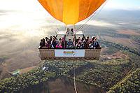 20150704 04 July Hot Air Balloon Cairns