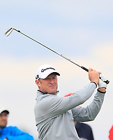 Jamie Donaldson (WAL) on the 3rd tee during Round 4 of the D+D Real Czech Masters at the Albatross Golf Resort, Prague, Czech Rep. 03/09/2017<br /> Picture: Golffile | Thos Caffrey<br /> <br /> <br /> All photo usage must carry mandatory copyright credit     (&copy; Golffile | Thos Caffrey)
