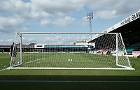 A general view from the South Stand during Southend United vs Harrogate Town, Sky Bet EFL League 2 Football at Roots Hall on 12th September 2020
