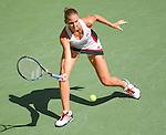 Karolina Pliskova (CZE) defeated Ana Konjuh (CRO) 6-2, 6-2