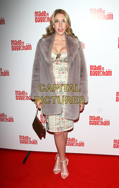 LONDON, ENGLAND - NOVEMBER 05: Katherine Ryan attends the 'Made In Dagenham' press night at the Adelphi Theatre on November 5, 2014 in London, England<br /> CAP/ROS<br /> &copy;Steve Ross/Capital Pictures
