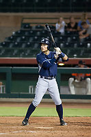 AZL Padres 2 right fielder Tirso Ornelas (33) at bat against the AZL Giants on July 13, 2017 at Scottsdale Stadium in Scottsdale, Arizona. AZL Giants defeated the AZL Padres 2 11-3. (Zachary Lucy/Four Seam Images)