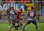 Tigres igualó como local 0-0 ante América. Fecha 15 Liga Águila II-2017.