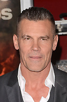 WESTWARD, CA - OCTOBER 8: Josh Brolin at the Only The Brave World Premiere at the Village Theater in Westwood, California on October 8, 2017. Credit: David Edwards/MediaPunch
