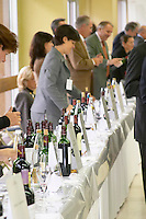 Trade wine tasting UGC Union des Grands Crus, Bordeaux.