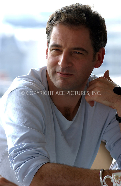 WWW.ACEPIXS.COM . . . . . ....WASHINGTON D.C., SEPTEMBER 23, 2005....Jeremy Northam at the press conference announcing the start of production on 'The Visiting' at the Hay-Adams Hotel.....Please byline: KRISTIN CALLAHAN - ACE PICTURES.. . . . . . ..Ace Pictures, Inc:  ..Craig Ashby (212) 243-8787..e-mail: picturedesk@acepixs.com..web: http://www.acepixs.com