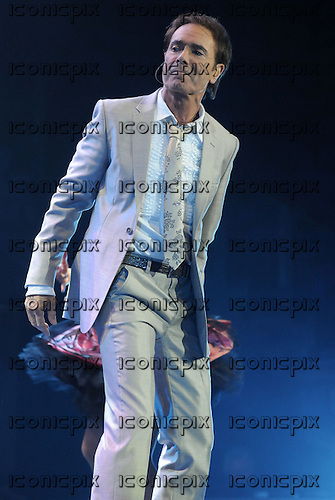 Cliff Richard - Performing Live On Stage At The O2 Arena, London, UK - 25th October 2011. Photo Credit: Ben Rector/IconicPix