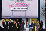 Movie director Rufus Norris and actors Anita Dobson, Clare Burt, Michael Schaeffer and Paul Thornley present `London road´ during the official ceremony of the 63rd Donostia Zinemaldia Festival (San Sebastian International Film Festival) in San Sebastian, Spain. September 26, 2015. (ALTERPHOTOS/Victor Blanco)
