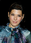 """BEVERLY HILLS, CA. - November 13: Actress Marisa Tomei arrives at the Los Angeles Premiere of """"Milk"""" at the Academy of Motion Pictures Arts and Sciences on November 13, 2008 in Beverly Hills, California."""