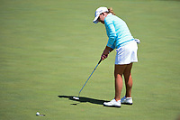 Cristie Kerr (USA) watches her putt on 12 during round 1 of  the Volunteers of America Texas Shootout Presented by JTBC, at the Las Colinas Country Club in Irving, Texas, USA. 4/27/2017.<br /> Picture: Golffile | Ken Murray<br /> <br /> <br /> All photo usage must carry mandatory copyright credit (&copy; Golffile | Ken Murray)