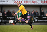 2017-10-29 / Voetbal / Seizoen 2017-2018 / KFC Flandria / Daan Van Hal<br /> <br /> ,Foto: Mpics.be