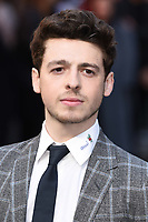 "Anthony Boyle<br /> arriving for the ""TOLKIEN"" premiere at the Curzon Mayfair, London<br /> <br /> ©Ash Knotek  D3499  29/04/2019"