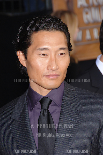 DANIEL DAE KIM at the 12th Annual Screen Actors Guild Awards at the Shrine Auditorium, Los Angeles..January 29, 2006  Los Angeles, CA..© 2006 Paul Smith / Featureflash