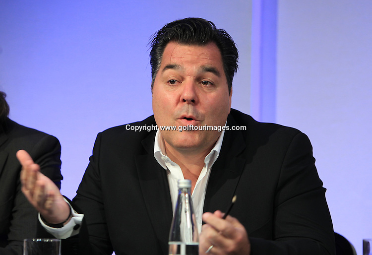 Marc Player, CEO of Black Knight International during the 2013 KPMG
