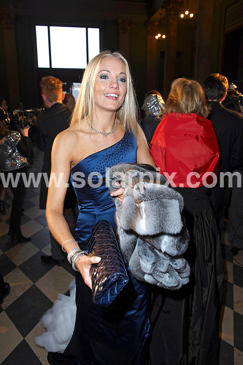 **ALL ROUND PICTURES FROM SOLARPIX.COM**.**SYNDICATION RIGHTS FOR UK AND SPAIN ONLY**.Danish Fashion Awards 2010, Copenhagen, Denmark, 12 May 2010.This pic: Caroline Fleming.JOB REF: 11253          CPR        DATE: 12_05_2010.**MUST CREDIT SOLARPIX.COM OR DOUBLE FEE WILL BE CHARGED**.**MUST NOTIFY SOLARPIX OF ONLINE USAGE**.**CALL US ON: +34 952 811 768 or LOW RATE FROM UK 0844 617 7637**