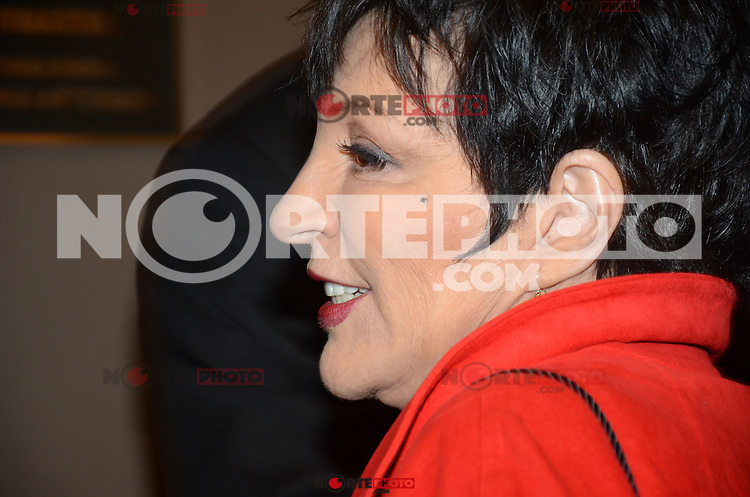 Liza Minnelli at the 'Leap Of Faith' Broadway Opening Night at the St. James Theatre on April 26, 2012 in New York City. © Amy Pinard/MediaPunch Inc.
