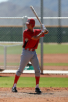 Chase Weems - Cincinnati Reds 2009 Instructional League. .Photo by:  Bill Mitchell/Four Seam Images..