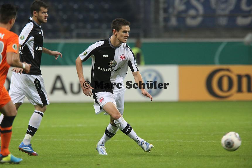 Johannes Flum (Eintracht) - Eintracht Frankfurt vs. VfL Bochum, Commerzbank Arena, 2. Runde DFB-Pokal