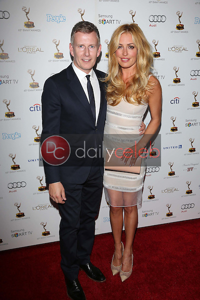 Cat Deeley, Patrick Kielty<br /> at the 65th Annual Emmy Awards Performers Nominee Reception, Pacific Design Center, West Hollywood, CA 09-20-13<br /> David Edwards/Dailyceleb.com 818-249-4998