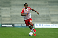 Luther Wildin of Stevenage during Stevenage vs Exeter City, Sky Bet EFL League 2 Football at the Lamex Stadium on 10th August 2019