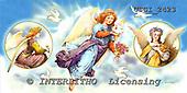 GIORDANO, HOLY FAMILIES, HEILIGE FAMILIE, SAGRADA FAMÍLIA, paintings+++++,USGI2423,#XR# angels,