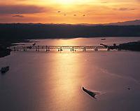 Sacramento River Delta Aerial Photography