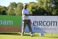 Alexander Levy (FRA) during Wednesday's Pro-Am of the 2014 Irish Open held at Fota Island Resort, Cork, Ireland. 18th June 2014.<br /> Picture: Eoin Clarke www.golffile.ie