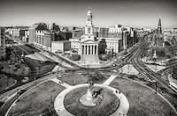 Thomas Circle Washington DC Architecture