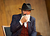 George Galloway <br /> launching his bid to become the next Mayor of London in 2016 <br /> at Conway Hall, London, Great Britain <br /> 14th June 2015 <br /> <br /> George Galloway <br /> <br /> <br /> <br /> Photograph by Elliott Franks <br /> Image licensed to Elliott Franks Photography Services