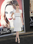 Bella Heathcote at The Warner Bros. L.A. Premiere of DARK SHADOWS held at The Grauman's Chinese Theatre in Hollywood, California on May 07,2012                                                                               © 2012 Hollywood Press Agency