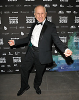 Wayne Sleep at the Broadcast Awards 2018, Grosvenor House Hotel, Park Lane, London, England, UK, on Wednesday 07 February 2018.<br /> CAP/CAN<br /> &copy;CAN/Capital Pictures
