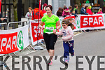 Siobhan Falvey, 98 who took part in the 2015 Kerry's Eye Tralee International Marathon Tralee on Sunday.