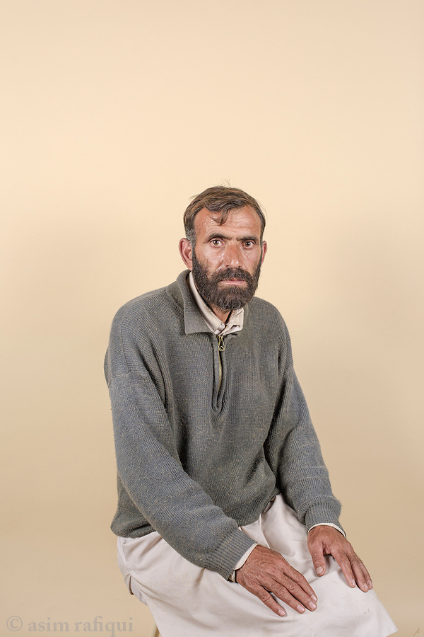 Manzoor Hussein, Shafqat Ali's elder brother