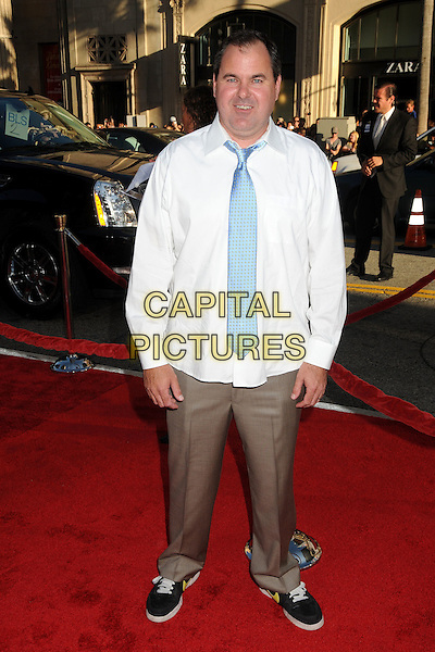 "Bob Stephenson.""Larry Crowne"" Los Angeles Premiere held at Grauman's Chinese Theatre, Hollywood, California, USA..June 27th, 2011.full length white shirt blue tie brown trousers.CAP/ADM/BP.©Byron Purvis/AdMedia/Capital Pictures."