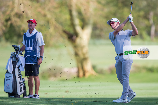 Brandon Stone (RSA) during the 3rd round of the Alfred Dunhill Championship, Leopard Creek Golf Club, Malelane, South Africa. 15/12/2018<br /> Picture: Golffile | Tyrone Winfield<br /> <br /> <br /> All photo usage must carry mandatory copyright credit (&copy; Golffile | Tyrone Winfield)
