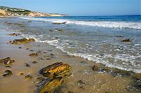 Crystal Cove Sate Park Beach Newport Beach California