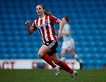 Veatriki Sarri of Sheffield Utd during the The FA Women's Championship match at the Proact Stadium, Chesterfield. Picture date: 12th January 2020. Picture credit should read: Simon Bellis/Sportimage