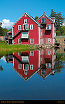 Red House, Back Bay, Wolfeboro, New Hampshire