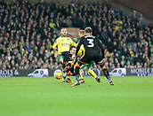 31st October 2017, Carrow Road, Norwich, England; EFL Championship football, Norwich City versus Wolverhampton Wanderers; Wolverhampton Wanderers defender Willy Boly
