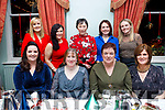 The Clerical staff of Kerry University Hospital. at their Christmas party in the Imperial Hotel on Friday night last. Seated l-r, Rachel Tobin, Sharon Roome, Fiona O'Sullivan and Fiona Walsh.<br /> Back l-r,  Shauna O'Connor, Sinead O'Connor, Mary Dean, Marian O'Sullivan and Mary Egan.
